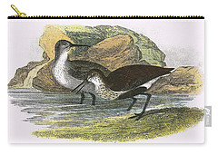 Dunlin Carry-all Pouch by English School