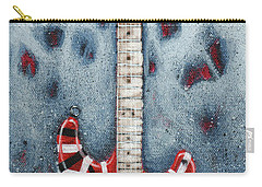 Eddie's Frankenstrat Carry-all Pouch by Arturo Vilmenay