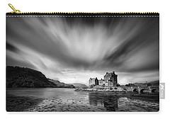 Eilean Donan Castle 1 Carry-all Pouch by Dave Bowman