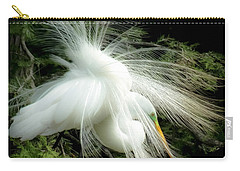 Elegance Of Creation Carry-all Pouch by Karen Wiles