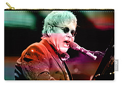 Elton John Carry-all Pouch by Marvin Blaine