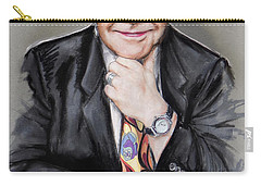 Elton John Carry-all Pouch by Melanie D