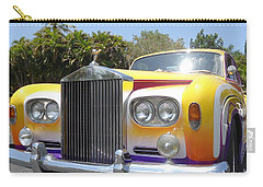 Elton John's Old Rolls Royce Carry-all Pouch by Barbie Corbett-Newmin
