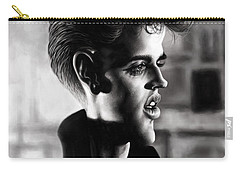 Elvis Presley Carry-all Pouch by Andre Koekemoer