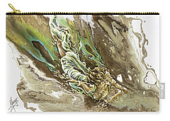 Explore Carry-all Pouch by Karina Llergo