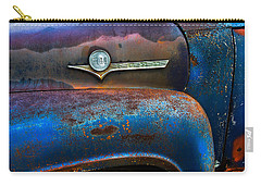 F-100 Ford Carry-all Pouch by Debra and Dave Vanderlaan