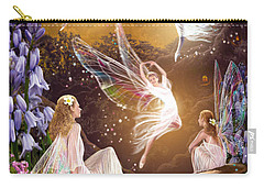 Fairy Ballet Carry-all Pouch by Garry Walton