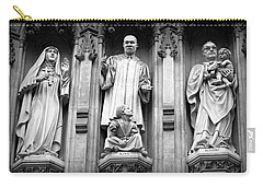 Faithful Witnesses -- Martin Luther King Jr Remembered With Bishop Romero And Duchess Elizabeth Carry-all Pouch by Stephen Stookey