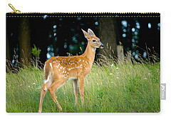 Fawn Carry-all Pouch by Shane Holsclaw