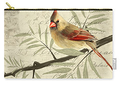 Female Symphony Carry-all Pouch by Lourry Legarde