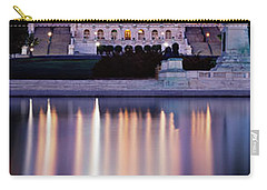 Firework Display Over A Government Carry-all Pouch by Panoramic Images