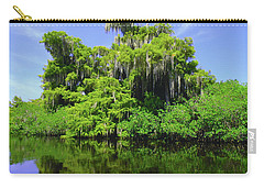 Florida Swamps Carry-all Pouch by Carey Chen
