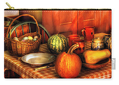 Food - Nature's Bounty Carry-all Pouch by Mike Savad