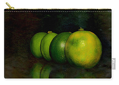 Four Limes Carry-all Pouch by Toppart Sweden