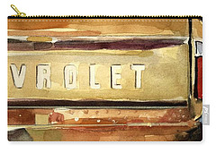 Free Ride Carry-all Pouch by Molly Poole