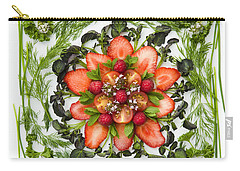 Fresh Fruit Salad Carry-all Pouch by Anne Gilbert