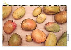 Fresh Mangos Carry-all Pouch by Tom Gowanlock
