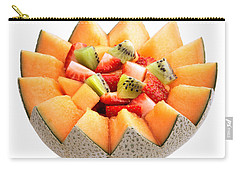 Fruit Salad Carry-all Pouch by Johan Swanepoel