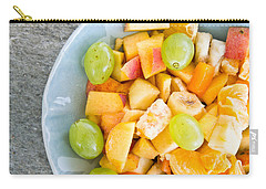 Fruit Salad Carry-all Pouch by Tom Gowanlock