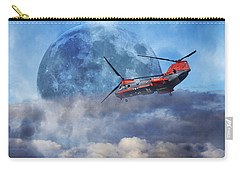 Full Moon Rescue Carry-all Pouch by Betsy Knapp