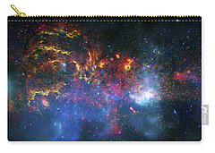 Galactic Storm Carry-all Pouch by The  Vault - Jennifer Rondinelli Reilly