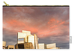 Gehry Rainbow Carry-all Pouch by Joe Mamer