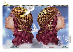 Gemini Carry-all Pouch by Ciro Marchetti