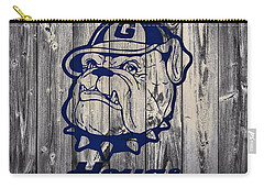 Georgetown Hoyas Barn Carry-all Pouch by Dan Sproul