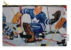 Goaltender Carry-all Pouch by Derrick Higgins