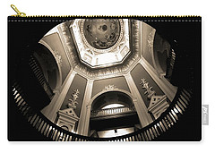 Golden Dome Ceiling Carry-all Pouch by Dan Sproul