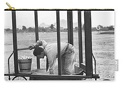 Golf Driving Range Safety Cart Carry-all Pouch by Underwood Archives