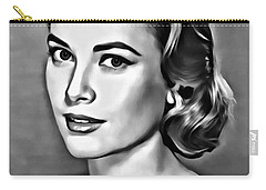 Grace Carry-all Pouch by Florian Rodarte