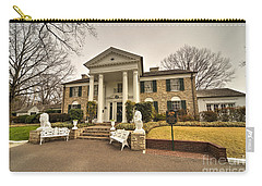 Graceland  Carry-all Pouch by Rob Hawkins