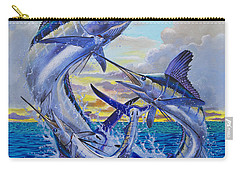 Grand Slam Off0016 Carry-all Pouch by Carey Chen