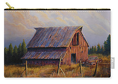 Grandpas Truck Carry-all Pouch by Jerry McElroy