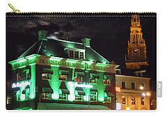 Grasshopper Bar Carry-all Pouch by Adam Romanowicz