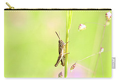 Grasshopper  Carry-all Pouch by Toppart Sweden