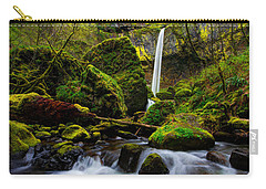 Green Seasons Carry-all Pouch by Chad Dutson