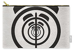 Groundhog Day Carry-all Pouch by Ayse Deniz
