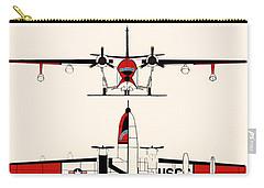 Grumman Hu-16e Albatross Carry-all Pouch by Mountain Dreams