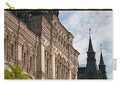 Gum Shopping Mall, Red Square, Moscow Carry-all Pouch by Panoramic Images