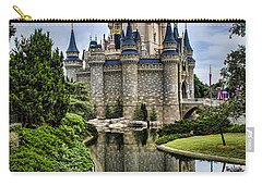 Happily Ever After Carry-all Pouch by Heather Applegate