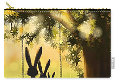 Happily Together Carry-all Pouch by Veronica Minozzi