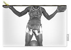 Harlem Globetrotters Player Carry-all Pouch by Underwood Archives