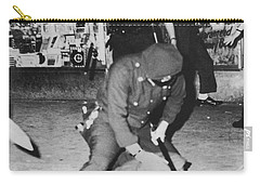 Harlem Race Riots Carry-all Pouch by Underwood Archives