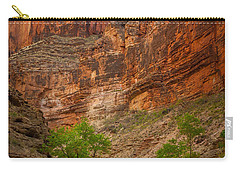 Havasu Creek Number 3 Carry-all Pouch by Inge Johnsson