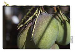 Hawaiian Mango Kihei Maui Hawaii Carry-all Pouch by Sharon Mau