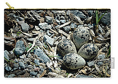 Hidden In Plain Sight Carry-all Pouch by Rhonda Barrett