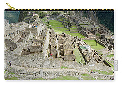 High Angle View Of Llama Lama Glama Carry-all Pouch by Panoramic Images