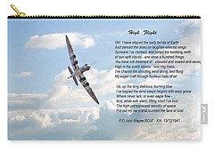 High Flight Carry-all Pouch by Pat Speirs